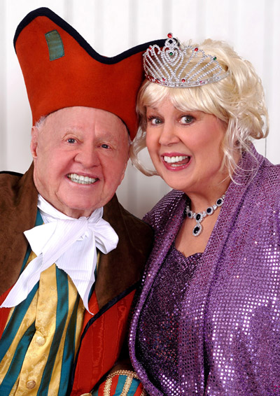 Jan and Mickey Cinderella England