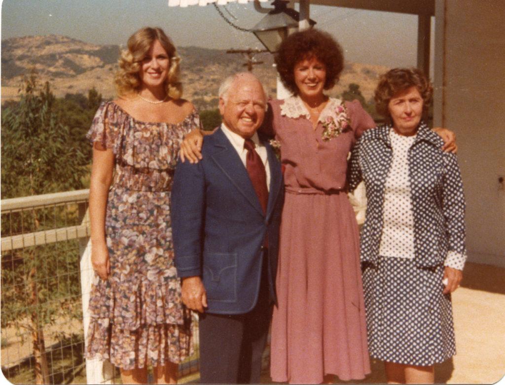 Rooney Wedding 1978